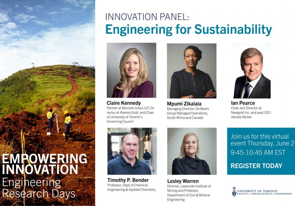 Engineering Research Days Panel 2021